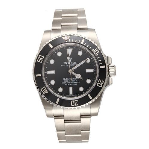 ROLEX Submariner No-Date 114060-0002