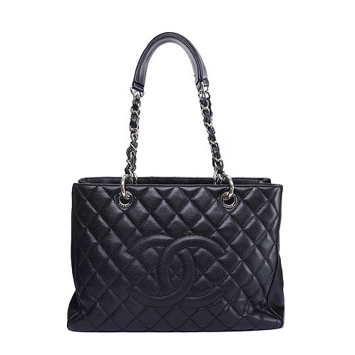 CHANEL Caviar Leather GST