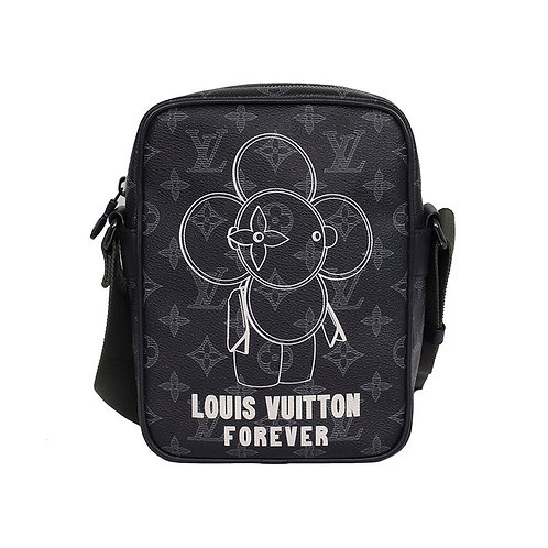 LOUIS VUITTON PM Danube Monogram Vivienne Eclipse