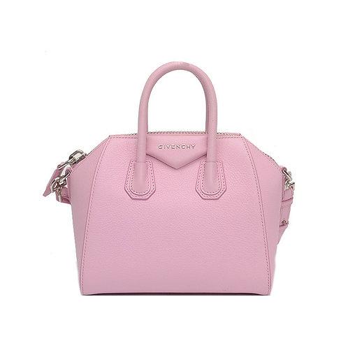 GIVENCHY Blush Pink Antigona Mini