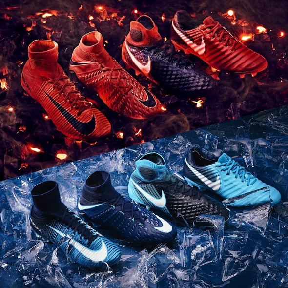 NIKE LANCIA I PACK PLAY FIRE & PLAY ICE