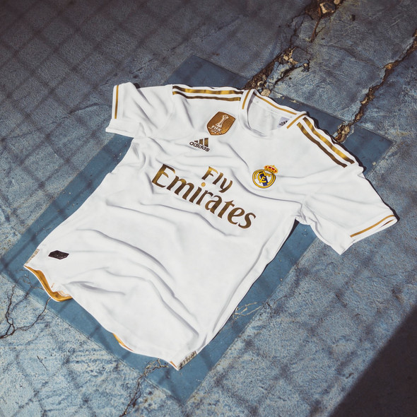 ADIDAS FOOTBALL SVELA LA NUOVA MAGLIA HOME 2019/20 DEL REAL MADRID