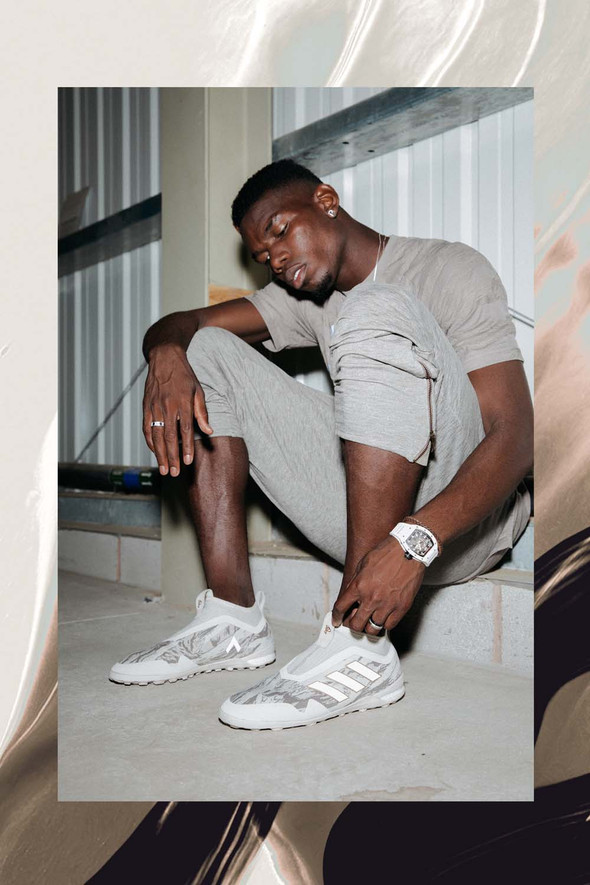 ADIDAS FOOTBALL X PAUL POGBA CAPSULE COLLECTION SEASON II