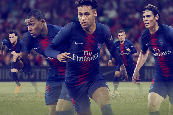 NIKE SVELA IL KIT HOME 2018/19 DEL PSG