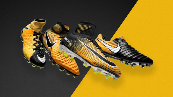 LOCK IN LET LOOSE PACK BY NIKEFOOTBALL