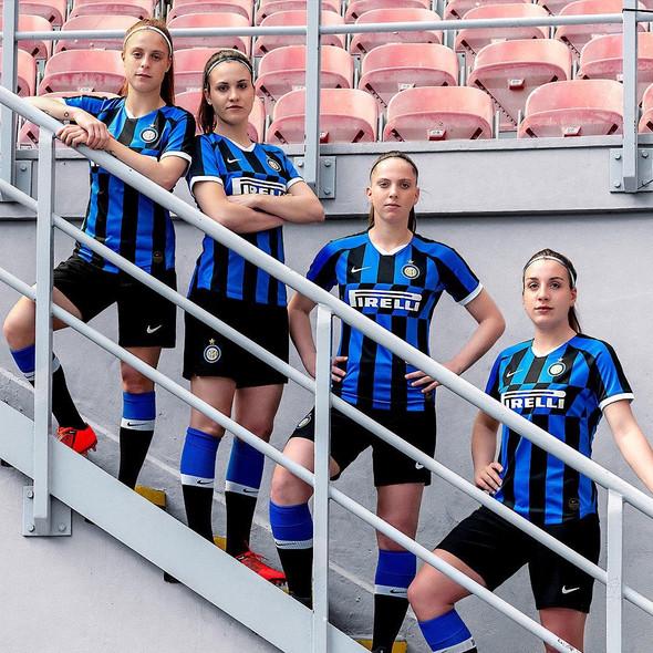 NIKE FOOTBALL SVELA LA NUOVA MAGLIA HOME 2019/20 DELL'INTER