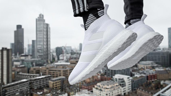 adidas ACE16+ PureControl Ultra Boost Triple White