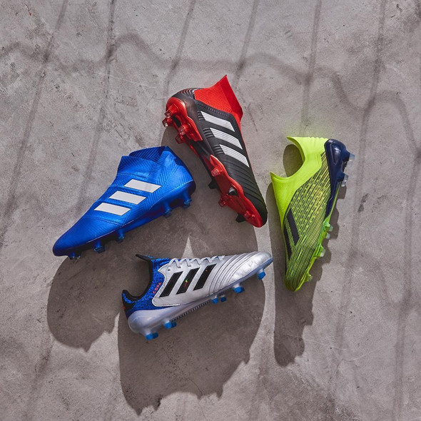 ADIDAS FOOTBALL LANCIA IL NUOVO TEAM MODE PACK
