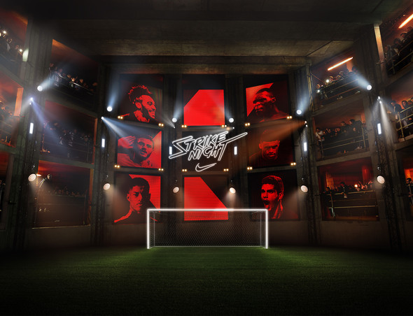 NIKE FOOTBALL PRESENTA LA 'STRIKE NIGHT'