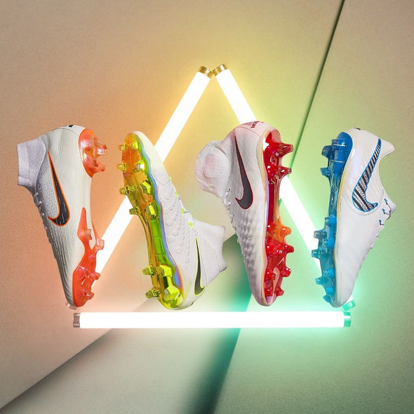 NIKE FOOTBALL PRESENTA IL JUST DO IT PACK