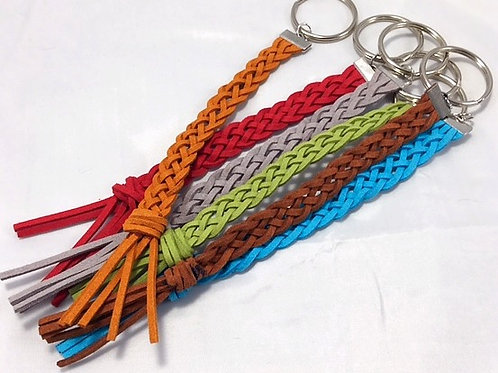 Braided Keychain