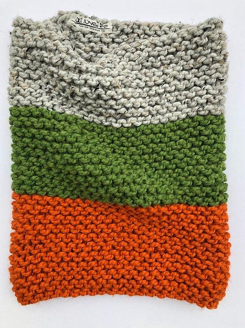 Knit Infinity Loop