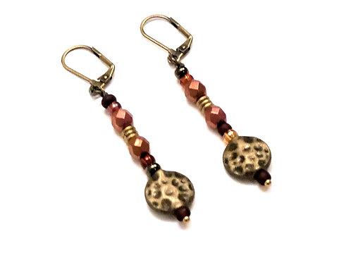 Metalic Earrings