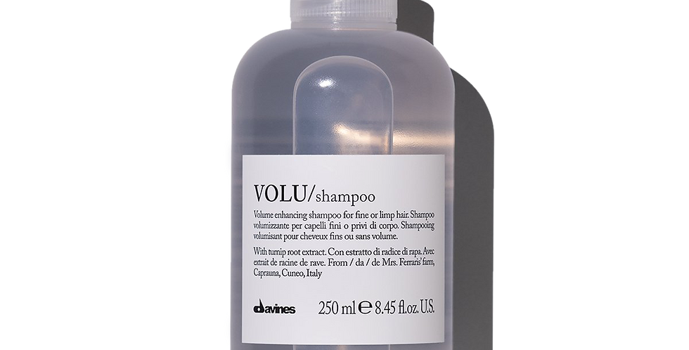 VOLU Shampoo for fine hair