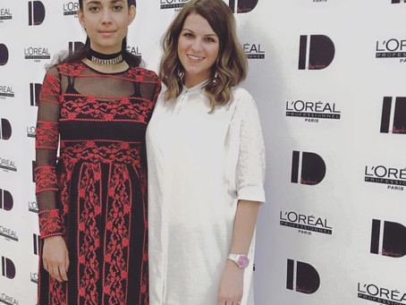 CONGRATULATIONS KATIE - NAMED LOREAL ID ARTIST