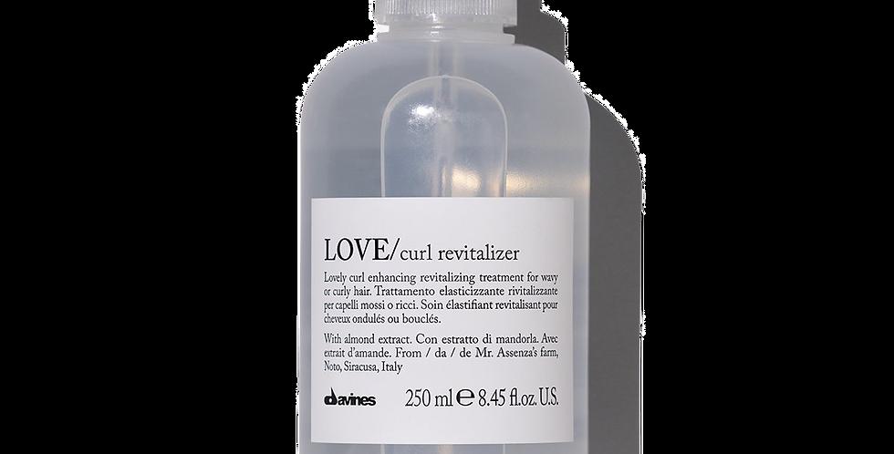 LOVE Curl revitalising spray