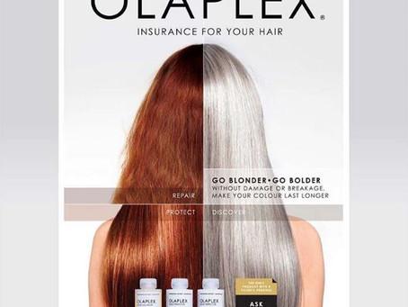 OLAPLEX - INSURANCE FOR YOUR HAIR