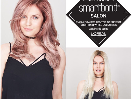 SMARTBOND SHOOT - BEFORE AND AFTER
