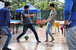 Futsal at Our Community Huddle