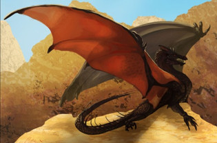 Orval's Dragon