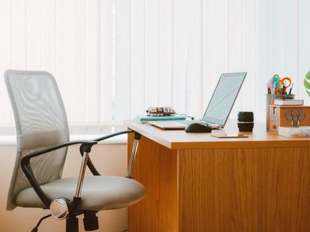 De quem é a responsabilidade pelas despesas no HOME OFFICE?