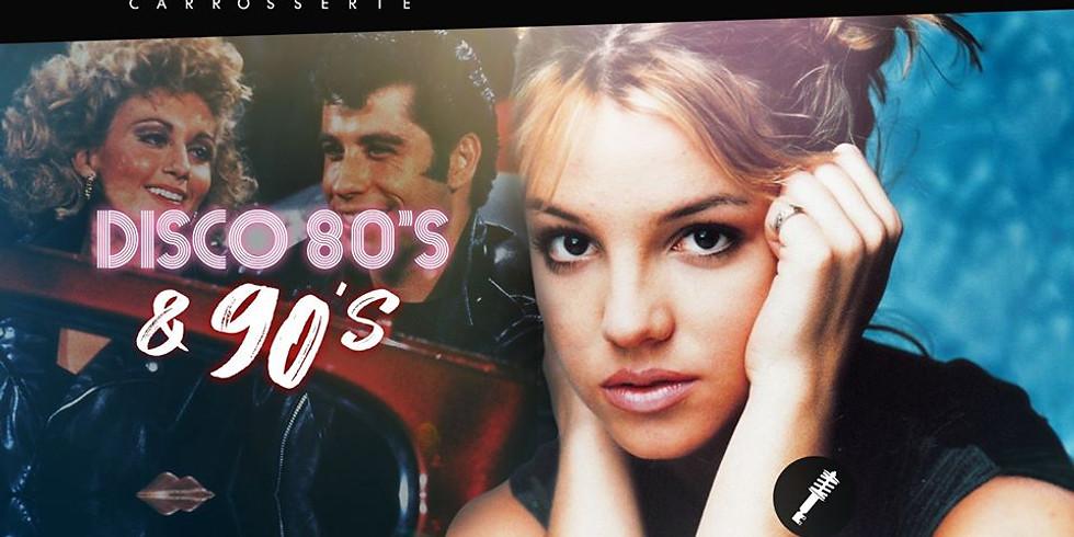 Disco, 80's & 90's