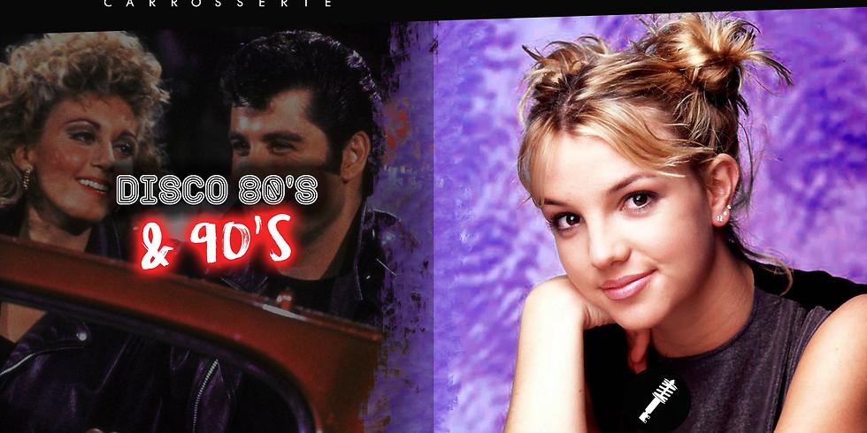 DISCO - 80's & 90's