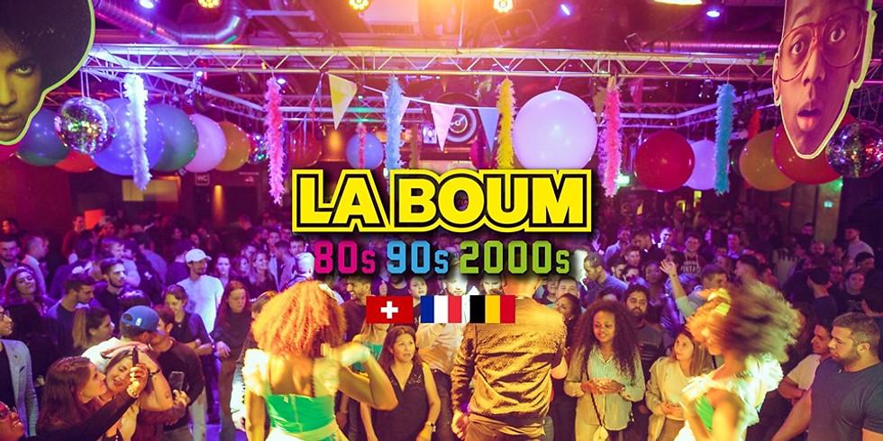 LA BOUM DE GENÈVE : 80's 90's