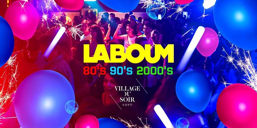 LA BOUM DE GENÈVE : 80's 90's 2000's