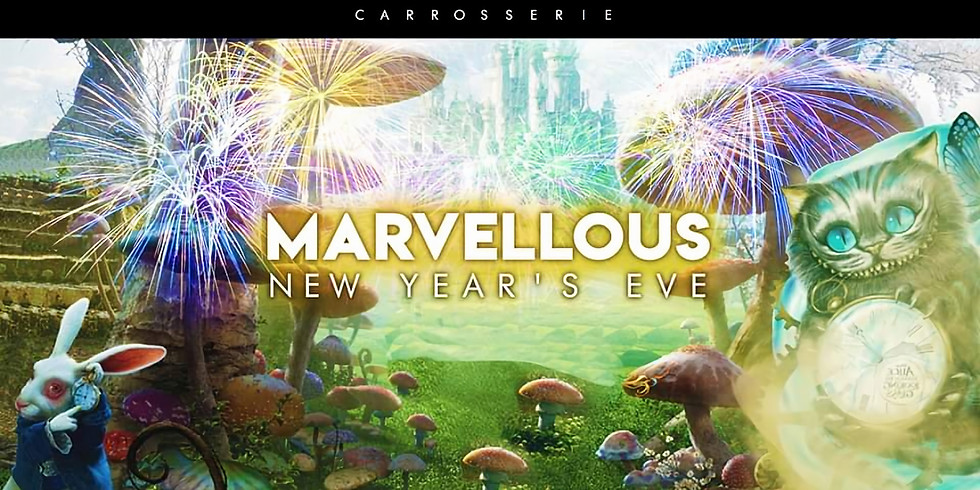 Marvellous New Year's Eve