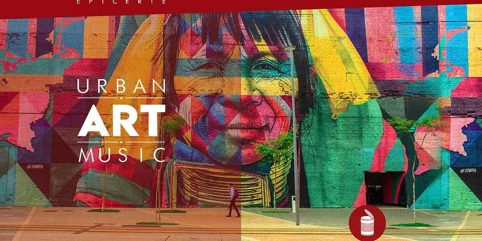 URBAN ART MUSIC