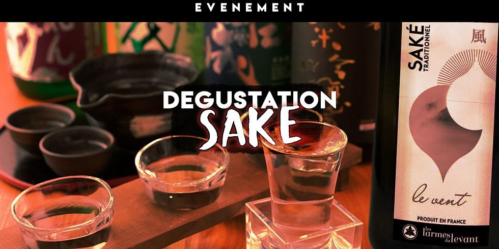 Initiation & Dégustation de Saké