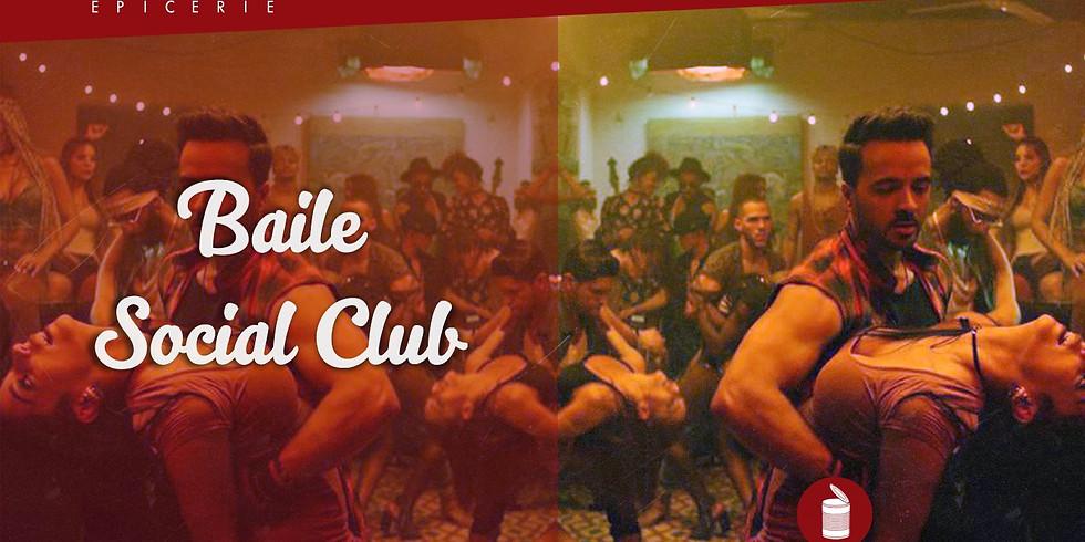 BAILE SOCIAL CLUB