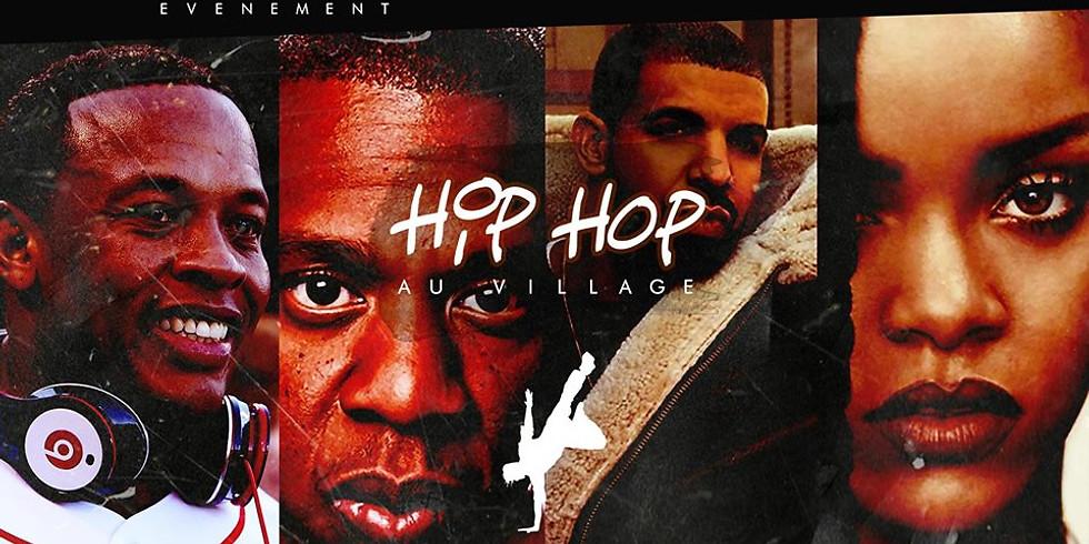 HIP HOP AU VILLAGE - BREAKDANCE & DJ CHALLENGE
