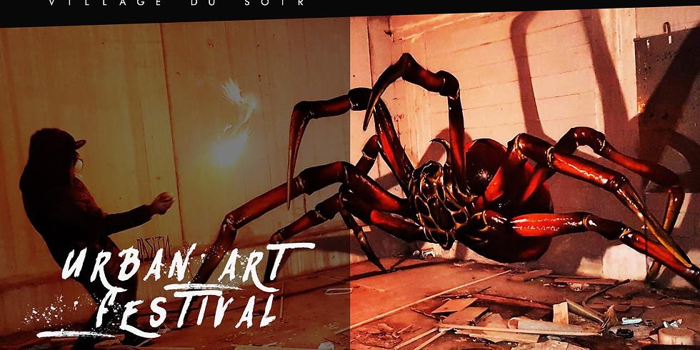 URBAN ART FESTIVAL W/ODEITH