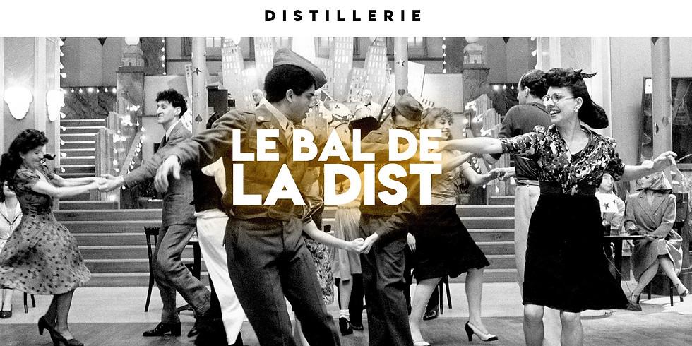 Le Bal de la Distillerie !