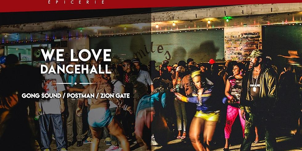 VILLAGE SOUND SYSTEM - WE LOVE DANCEHALL