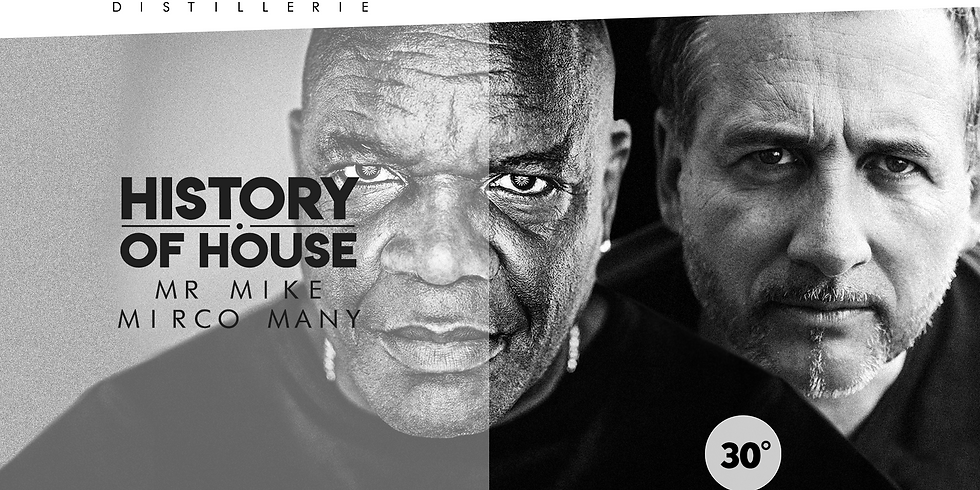 HISTORY OF HOUSE W/ MR.MIKE