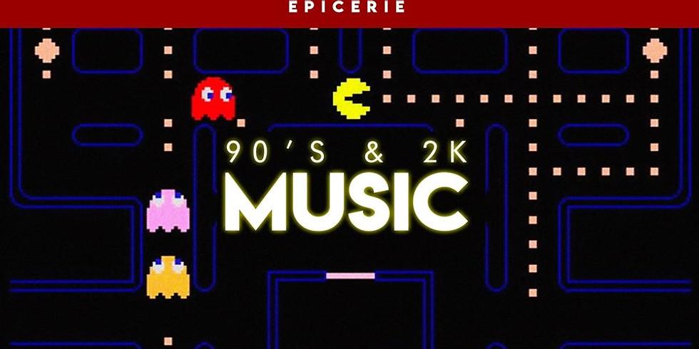 90's & 2k's Music