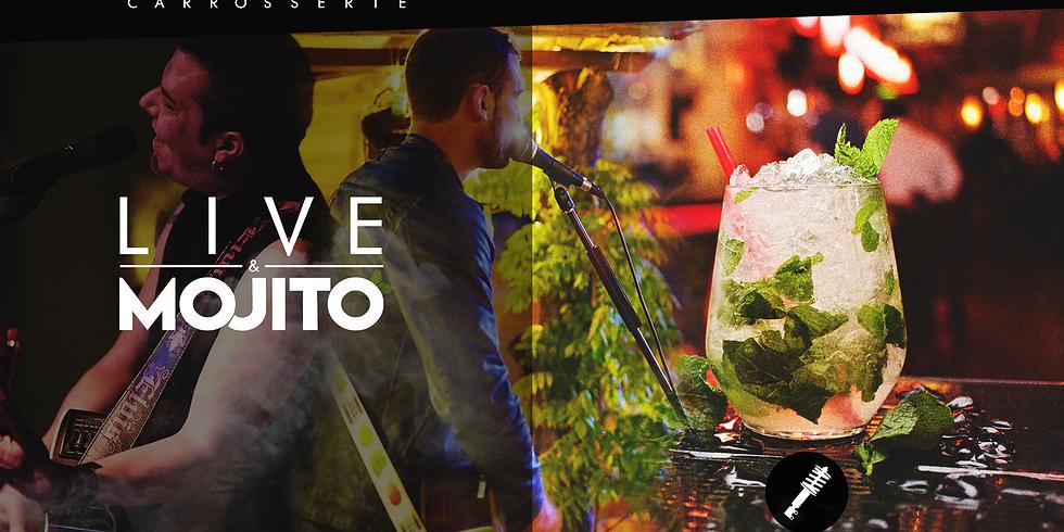 LIVE & MOJITO - AFTERWORK