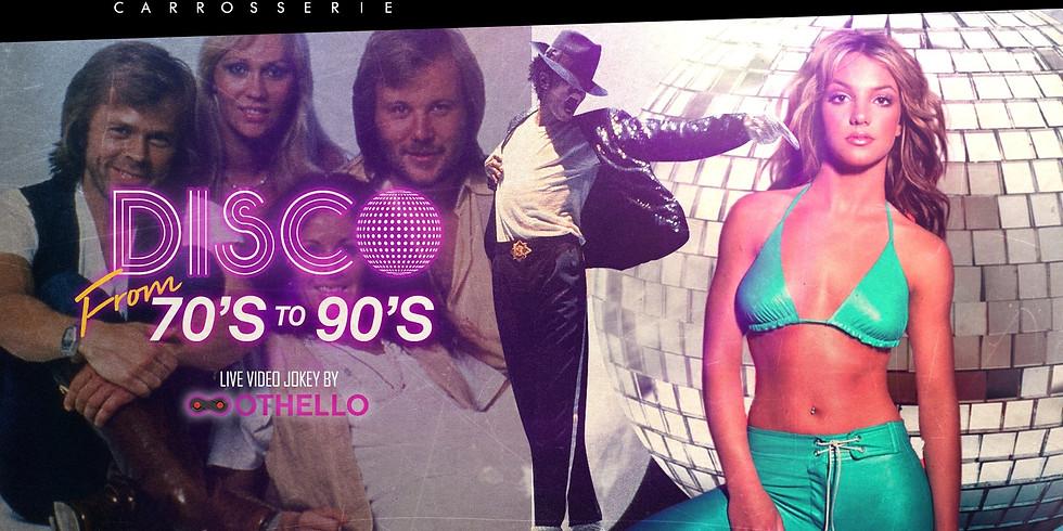 DISCO - FROM 70's & 90's | DJ OTHELLO