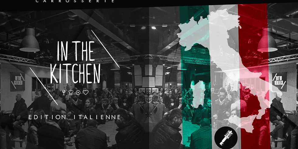 IN THE KITCHEN | EDITION ITALIENNE