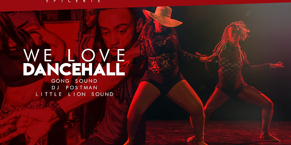 VILLAGE SOUND SYSTEM | WE LOVE DANCEHALL