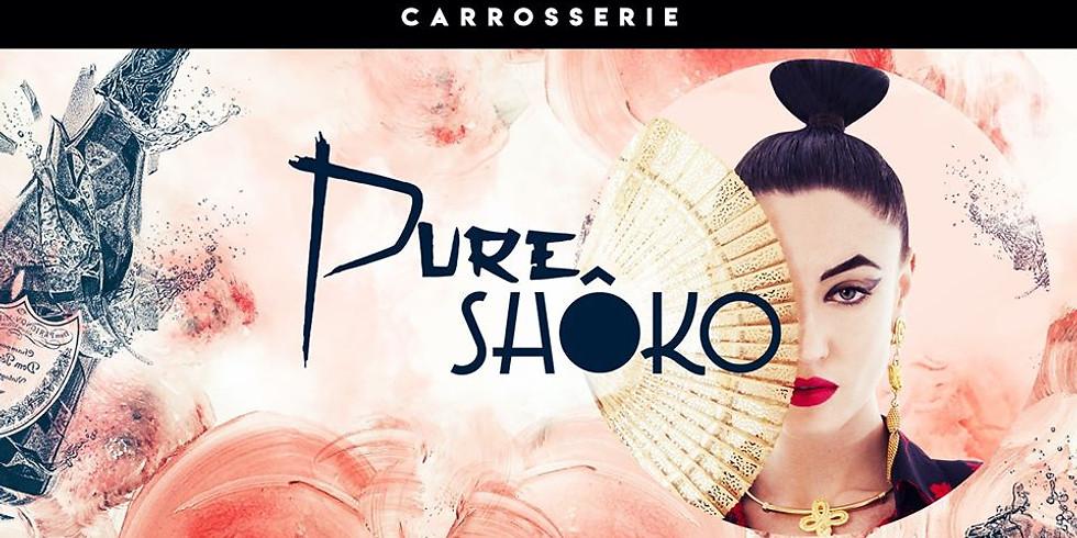 Pure Shôko - One Night in Barcelona !
