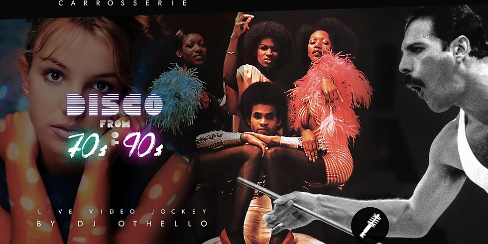 DISCO FROM 70'S TO 90'S