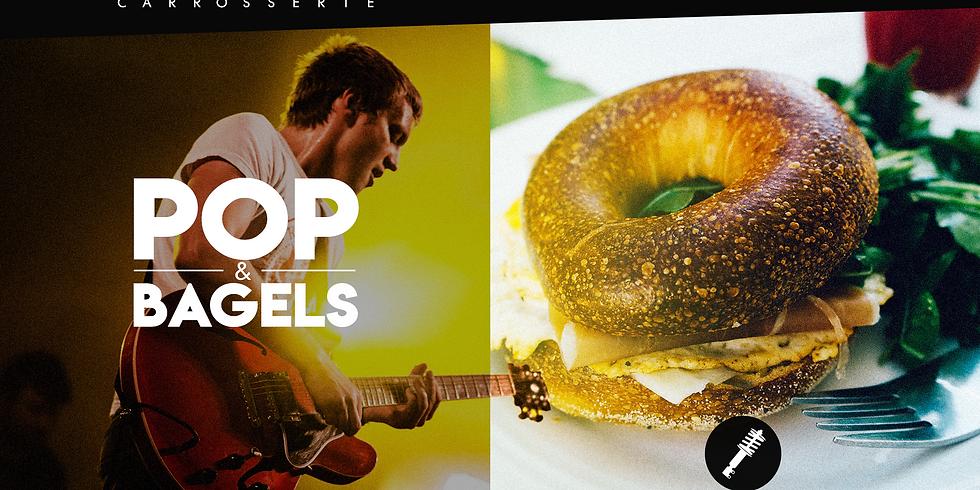 POP & BAGELS - AFTERWORK & CONCERT LIVE