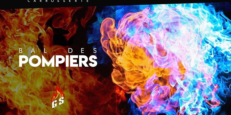 GRAND BAL DES SAPEURS-POMPIERS