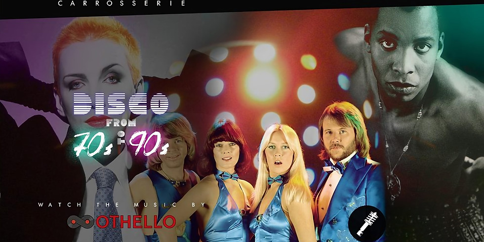 DISCO - FROM 70's & 90's