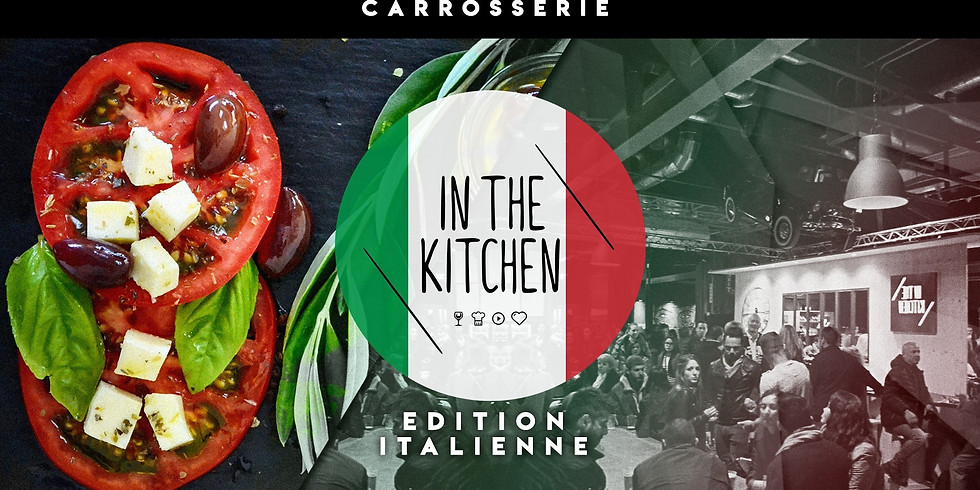 In The Kitchen - Edition Italienne