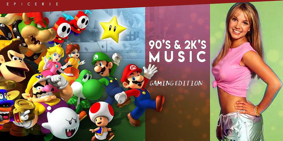 90's & 2k's MUSIC - GAMING EDITION